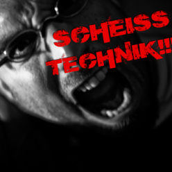 Scheiss Technik – der Podcast